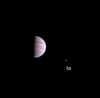 First In-Orbit View of Jupiter From Juno - Astronomy For ...